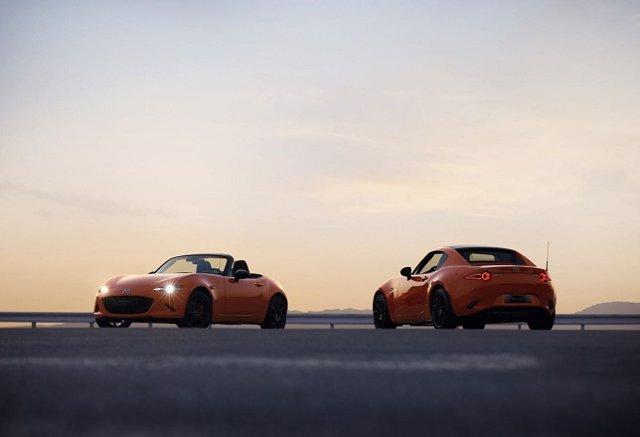 Edición 30 aniversario del Mazda MX-5
