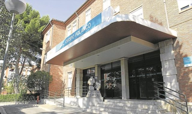 El Hospital Obispo Polanco de Teruel