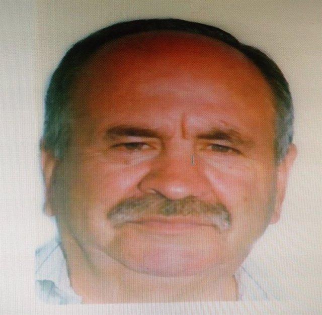 Emilio Campos Campos, el varón desaparecido en Pedroche