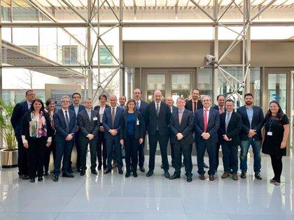 ENAIRE y DSNA se reúnen con Eurocontrol para consolidar su gestión del espacio aéreo