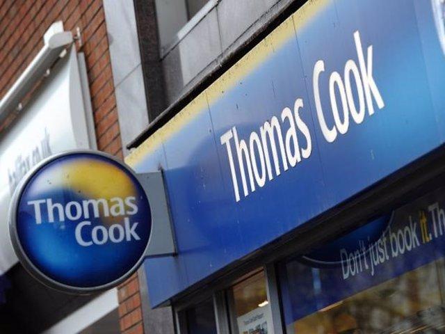 Oficina de Thomas Cook