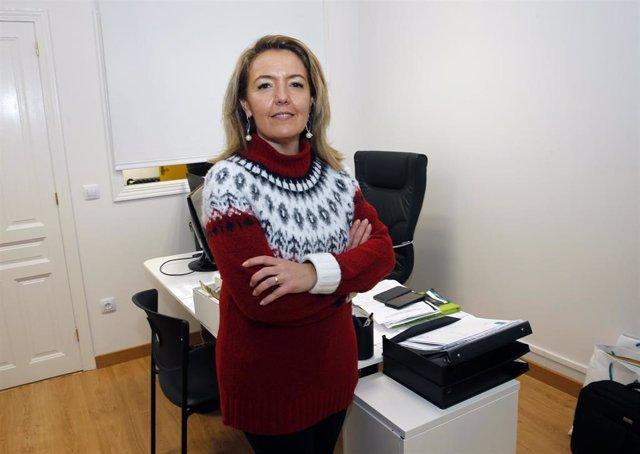 Teresa Mallada, candidata del PP a la presidencia de Asturias