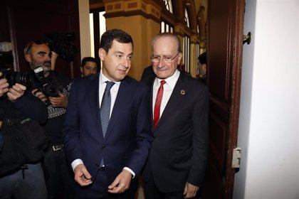 """Moreno cree que la decisión de los grupos de que Vox presida Comisión de Cultura es """"acto de normalidad parlamentaria"""""""