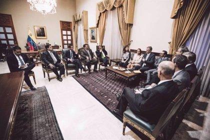 """Guaidó se reúne con embajadores europeos: """"Nos reiteraron su apoyo para que logremos elecciones libres"""""""
