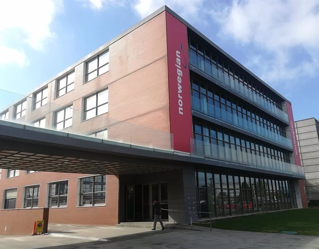Nueva sede de Norwegian en Barcelona