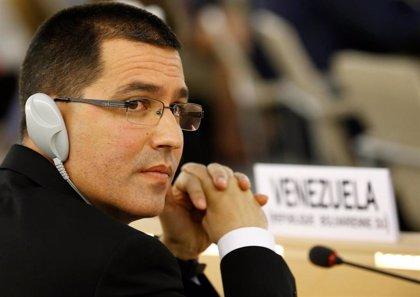 """Venezuela acusa a Macron de ser """"la hipocresía en su máxima expresión"""""""
