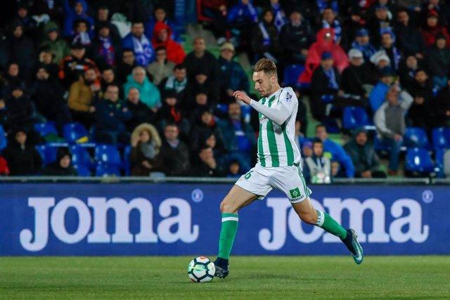 Getafe v Real Betis, La Liga, Spain, Apr 2th 2018