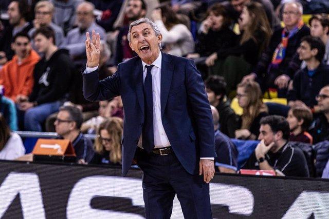 Basket: Liga Endesa - FC Barcelona Lassa v Unicaja