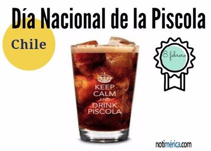 8 de febrero: Día Nacional de la Piscola en Chile, ¿has probado ya esta popular bebida?