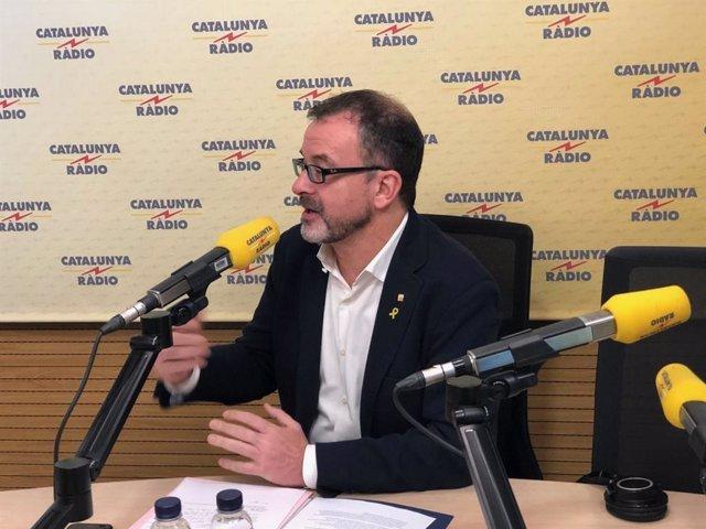Alfred Bosch a Catalunya Ràdio