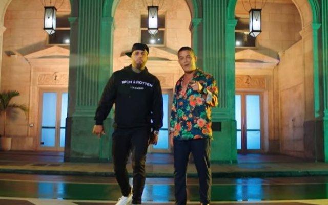 Alejandro Sanz fusiona pop, urbano, flamenco y salsa en su nueva colaboración con Nicky Jam: Back in the City