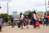 Foto: La migración masiva de venezolanos genera escasez de profesionales en varios sectores