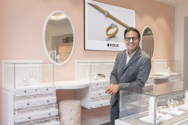 Carlos Soler-Duffo, nuevo consejero delegado de Tous
