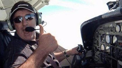 Tras la aparición de Emiliano Sala, ¿qué sucede con el cuerpo del piloto del avión?