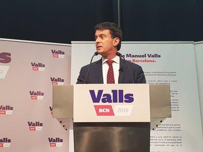 """Valls anirà a la manifestació de Madrid """"sense cap dilema"""" per considerar-la transversal"""