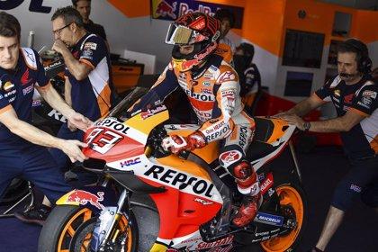 """Marc Márquez: """"Me he sentido cómodo y consistente en la moto"""""""