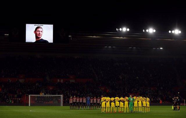 England Premier League - Southampton vs Crystal Palace