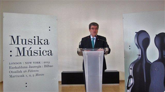 Bilbao presenta una nueva edición de Música-Musika