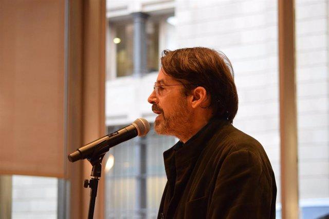 El comissionat d'Ecologia de l'Ajuntament de Barcelona, Frederic Ximeno