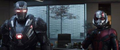 Revelados los nuevos trajes de los Vengadores en Endgame