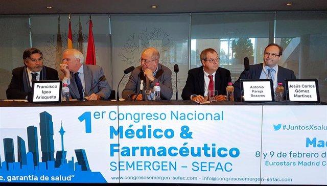 Igea (Cs) se refiere a la situación de Atención Primaria en el I Congreso Nacion