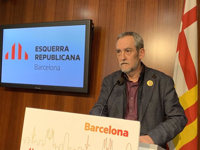 Jordi Coronas, ERC. Foto d'arxiu