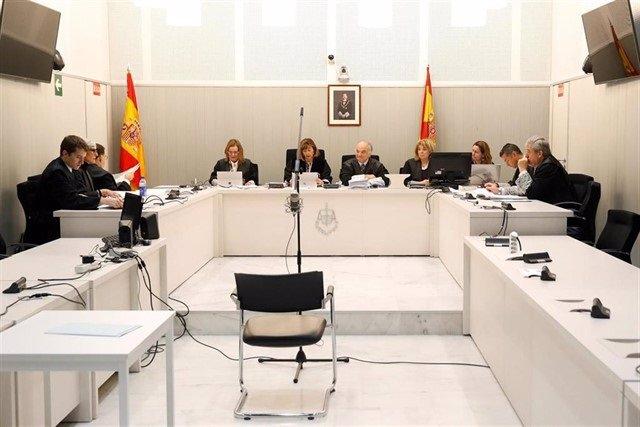 La Fiscalia de l'Audiència Nacional