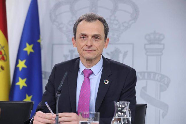 Rueda de prensa posterior al Consejo de Ministros para tratar, entre otros temas