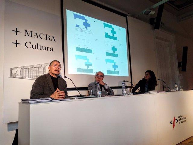 Jordi Ros, Joan Antón Maragall i Ainhoa Grandes