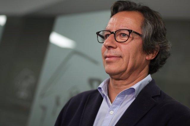 Carlos Floriano, portaveu adjunt del PP al Congrés