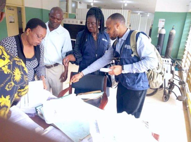 Identificación de pacientes con fiebre de Lassa en el Estado de Enugu de Nigeria