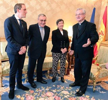 Cunillera apoya la celebración de la Cumbre Iberoamericana 2020 en Andorra