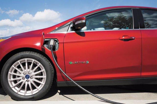 Ford Focus eléctrico (recurso de vehículo eléctrico)