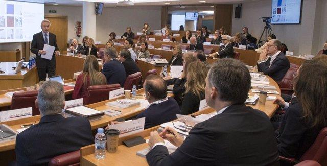 """Sessió inaugural de la quarta edició del programa """"De directiu a conseller"""""""