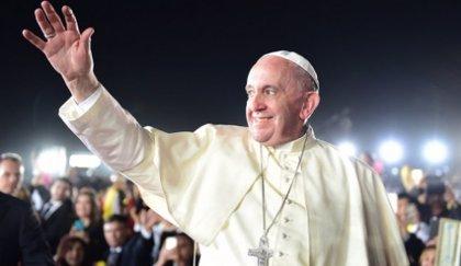 """El papa pide a un grupo de reclusas argentinas que no se dejen """"cosificar"""" porque no están privadas de """"esperanza"""""""