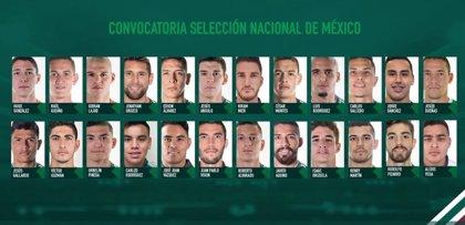 'Tata' Martino ofrece su primera lista como seleccionador de México con jugadores de la liga local