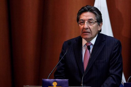 El fiscal general de Colombia asegura que las disidencias de las FARC se encuentran en Venezuela