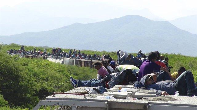Migrans a Méxic
