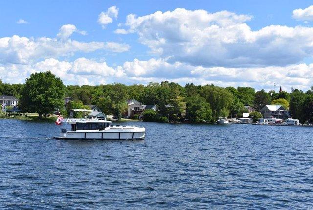 Le Boat lanza un recorrido fluvial por Canadá