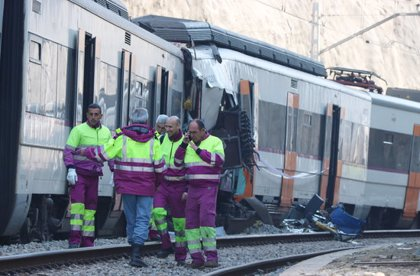 Renfe preveu que el servei de trens estigui interromput tot el cap de setmana
