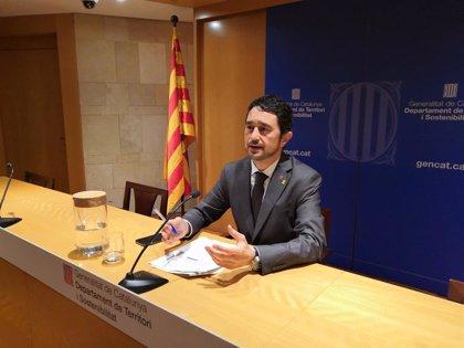 Damià Calvet preveu reunir-se amb Ábalos aquest dissabte a Barcelona sobre l'accident ferroviari