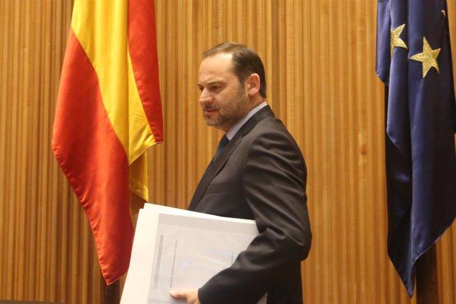 Ministre de foment, José Luis Ábalos (Arxiu)
