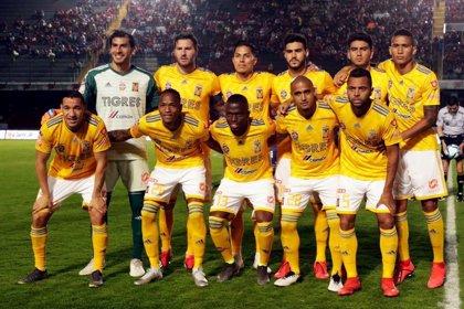 Tigres gana de visita a Veracruz y toma liderato en torneo mexicano