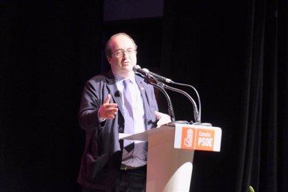 Iceta (PSC) insisteix a deslligar els debats dels PGE i de la situació de Catalunya
