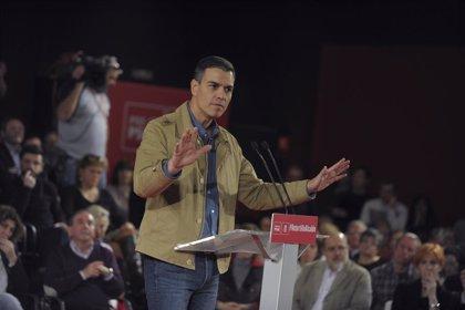 """Sánchez: """"Espero que els espanyols prenguin nota si els independentistes i la ultradreta voten en contra dels PGE"""""""