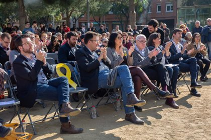 """Aragonès demana """"més valentia"""" davant Vox i afirma que ERC no renunciarà als seus objectius"""