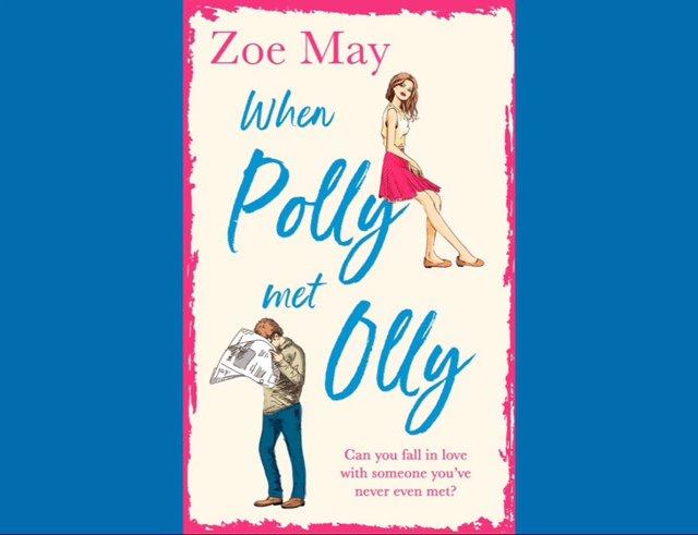 Portada libro When Polly met Olly