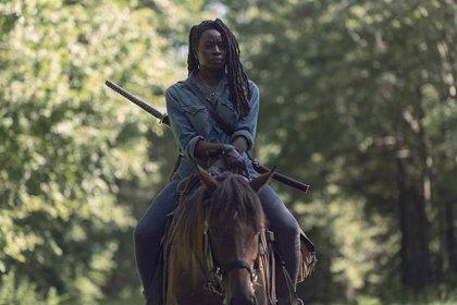 Danai Gurira (Michonne) también deja The Walking Dead
