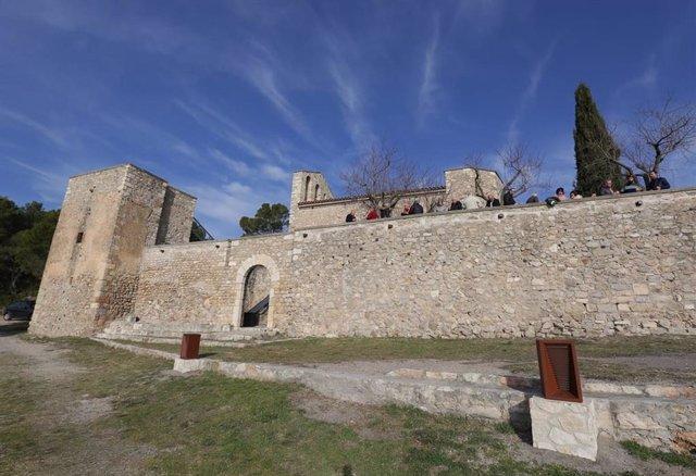 Exterior del Santuari de Foix