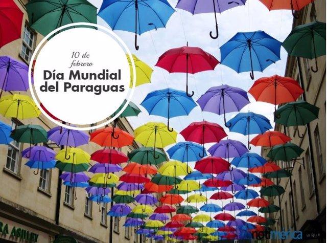 Día Mundial del Paraguas